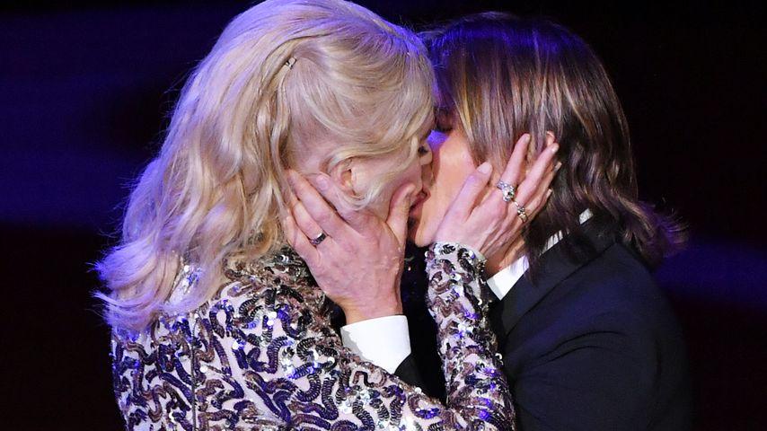 Nicole Kidman & Keith: Das Knutsch-Traumpaar tut's wieder