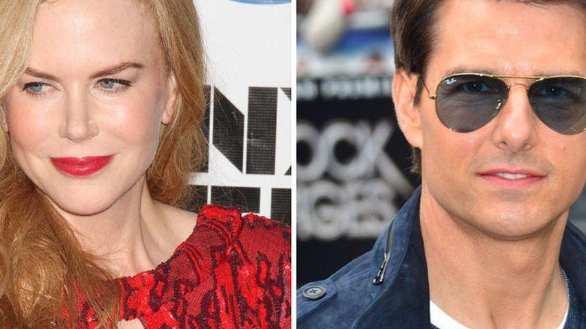 So betrübt war Nicole Kidman in der Ehe mit Tom