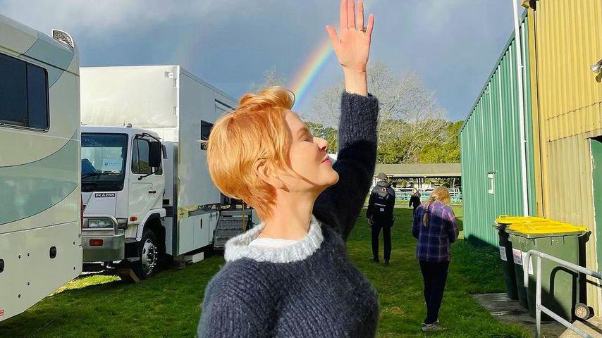 Kaum wiedererkannt: Nicole Kidman präsentiert neuen Look