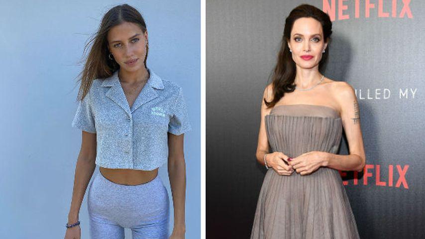 Kryptischer Post: Disst Brad Pitts Neue etwa Angelina Jolie?