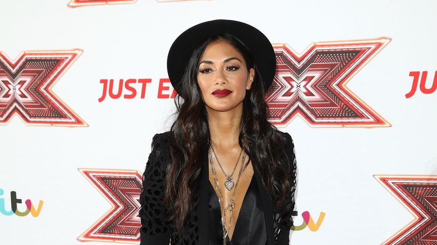 "Nicole Scherzinger bei dem Presselaunch von ""X Factor"" 2017 in London"
