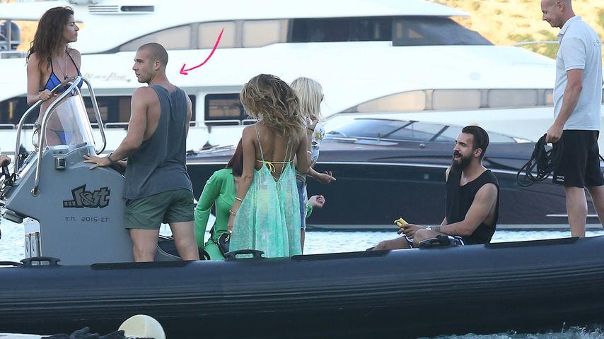 Von wegen Single: Ist das Nicole Scherzingers Neuer?