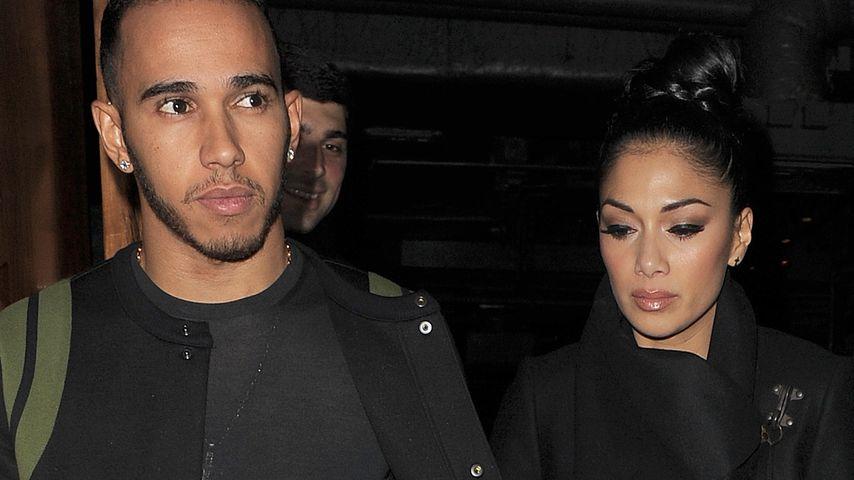Trennung bei Nicole Scherzinger & Lewis Hamilton?