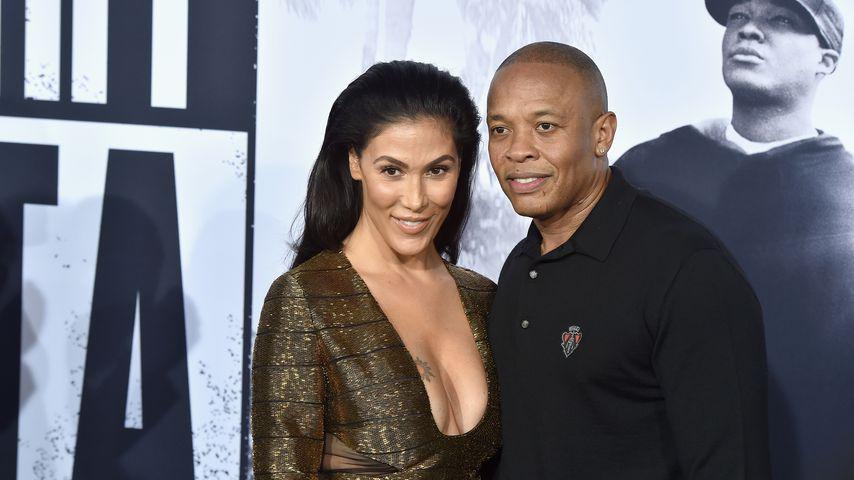 """""""Wütende Person"""": Dr. Dre teilt gegen seine Ex Nicole aus!"""