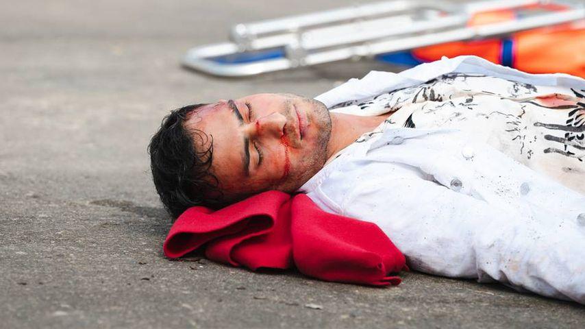 Schockierendes Pic: Stirbt Timur Ülkers Rolle den Serientod?