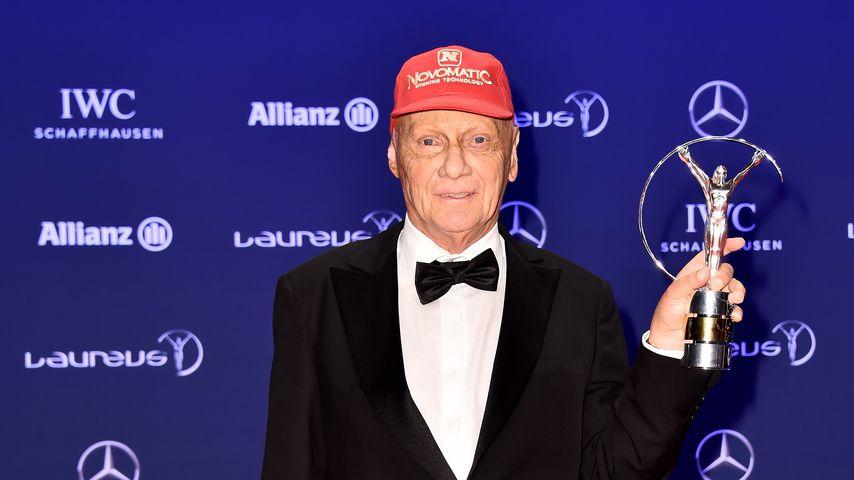 Niki Lauda, Laureus-Preisträger