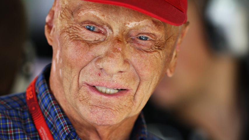 Erster Todestag: Heute vor einem Jahr starb Niki Lauda (†70)