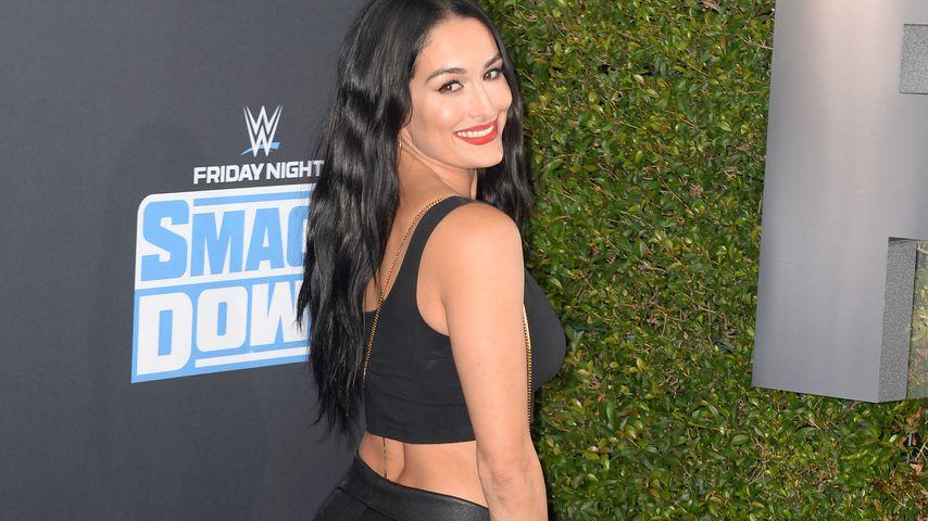 Nikki Bella im Oktober 2019