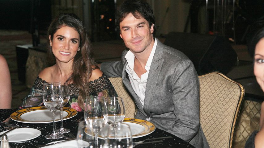 "Nikki Reed und Ian Somerhalder bei der ""Unlikely Heroes""-Benefiz-Gala 2016 in Dallas"