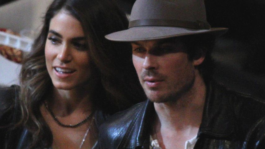 Ian Somerhalders TVD-Regie: Mit Nikki Reed am Set?