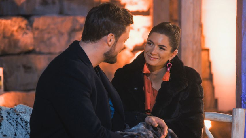 """Niko Griesert und Michèle de Roos bei """"Der Bachelor"""""""