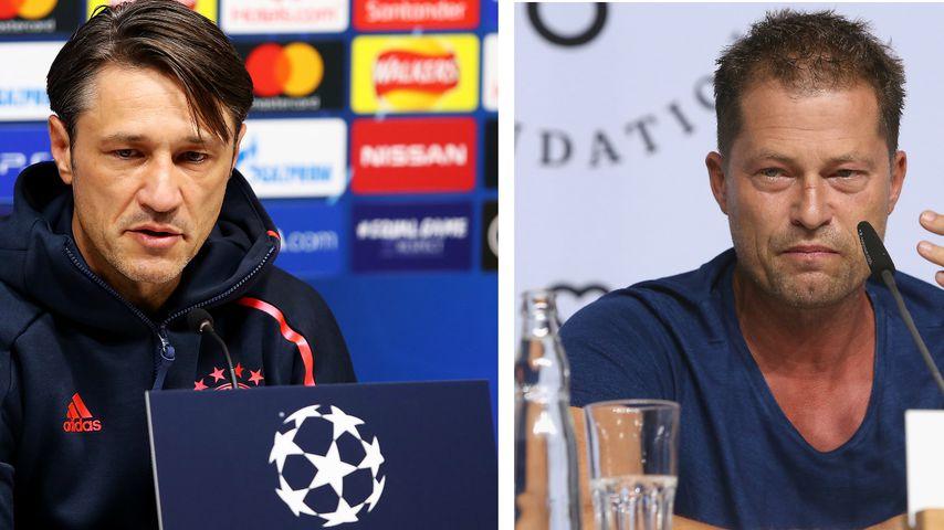 Bayern-Coach gefeuert: Til Schweiger steht hinter Niko Kovač