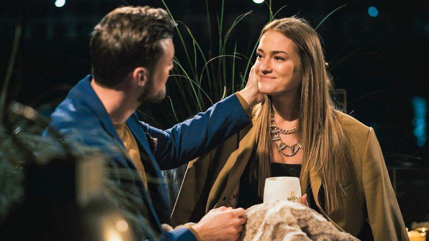 """Niko Griesert und Michelle Gwozdz bei """"Der Bachelor"""""""