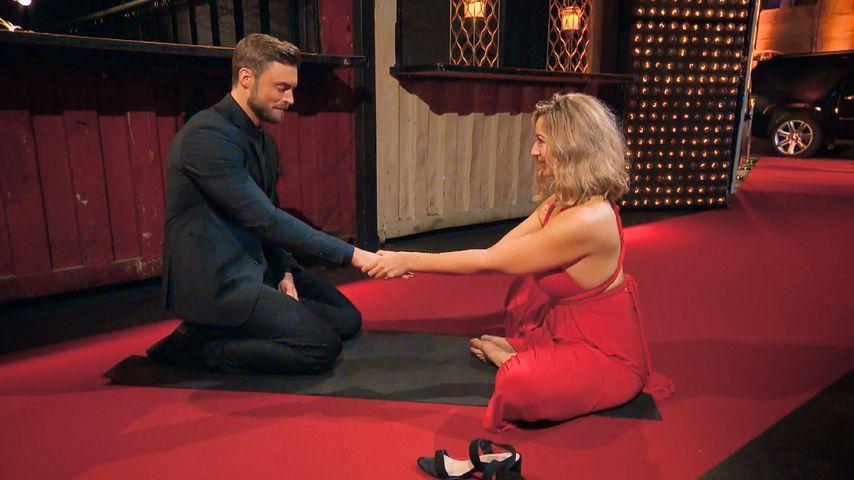 """Niko und Hannah bei """"Der Bachelor"""""""