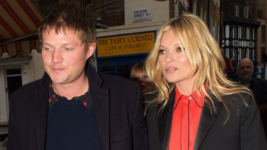 Kate Moss & ihr Graf: Heiraten sie bald in Griechenland?