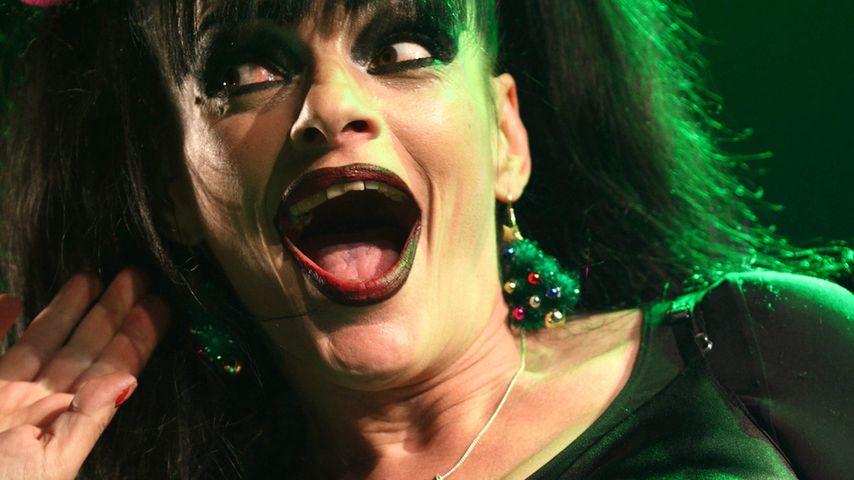 Überraschung! Nina Hagen kann zurück auf die Bühne