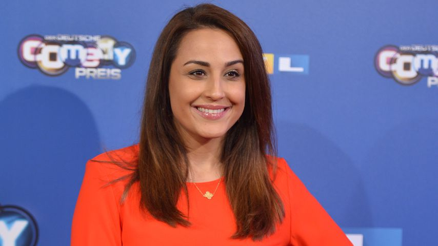 Moderatorin Nina Moghaddam