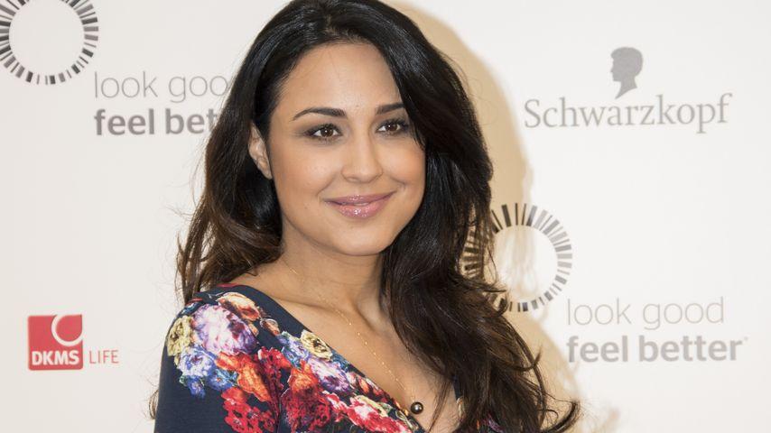 Erster Auftritt nach Baby-Outing: So rund ist Nina Moghaddam