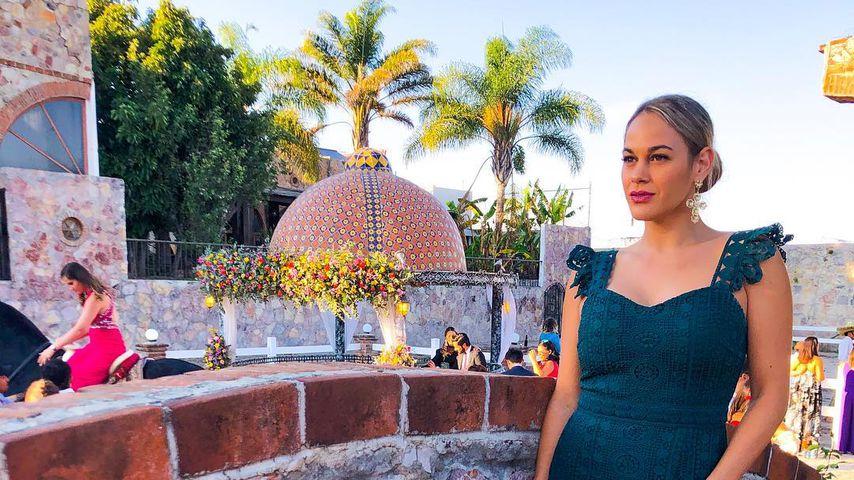 Australisches Bachelor-Girl nach Mexiko-Trip fast gestorben