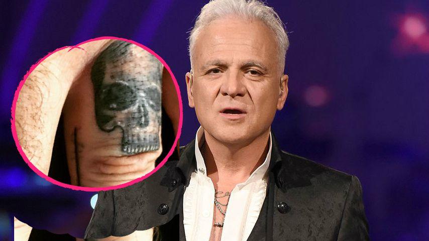 Nach Trennung: Nino de Angelo lässt Liebes-Tattoo entfernen!