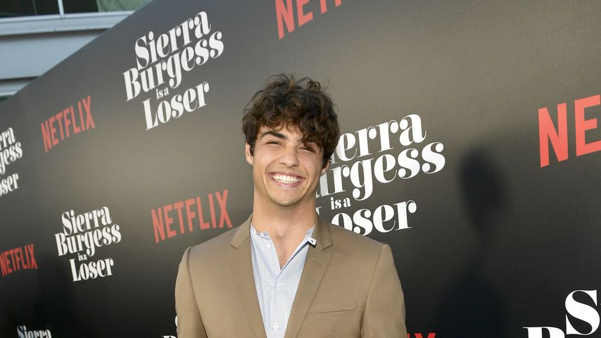 """Sierra Burgess Is A Loser""-Star Noah Centineo, August 2018"