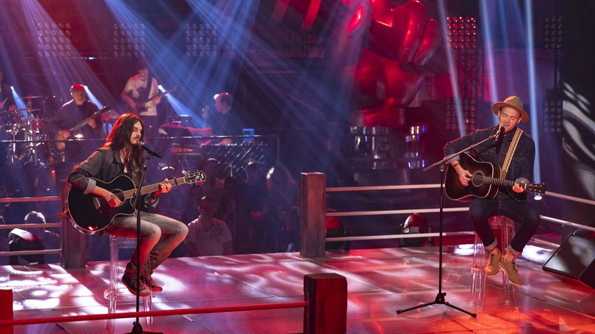 "Duett mit stotterndem Noah: So war es für ""The Voice""-Marvin"