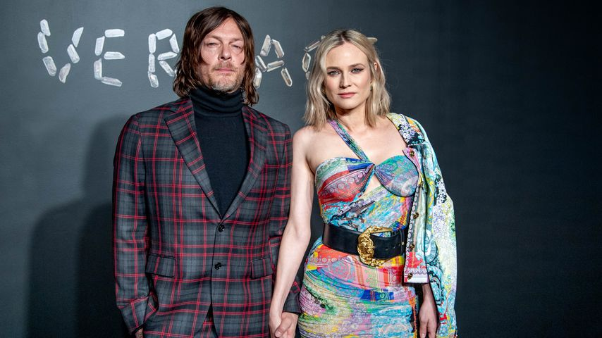 Norman Reedus und Diane Kruger in New York City