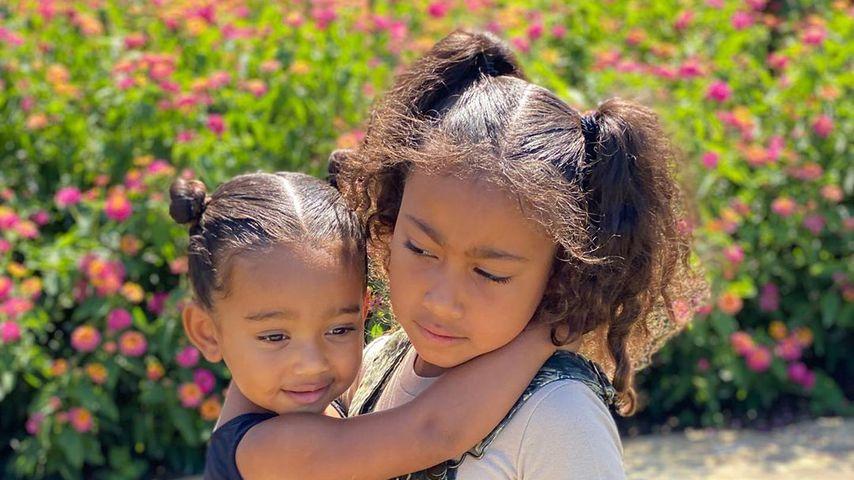Die Kinder von Kim Kardashian, Chicago und North West