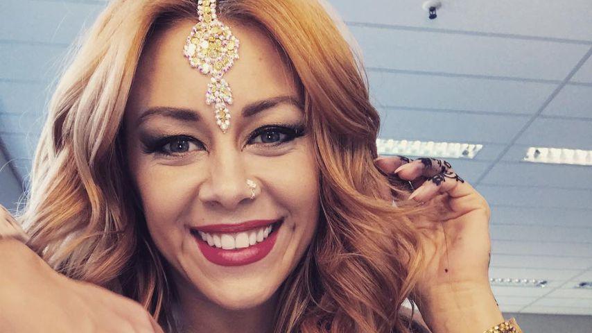 """Total nervös! Oana Nechiti zählt """"Let's Dance""""-Countdown"""