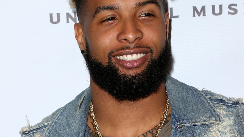 "Odell Beckham Jr. bei der ""Universal Music Group's 2016 GRAMMY After Party"""