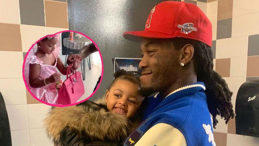 Rapper Offset schenkt seiner Tochter (2) 6.000-Euro-Tasche!