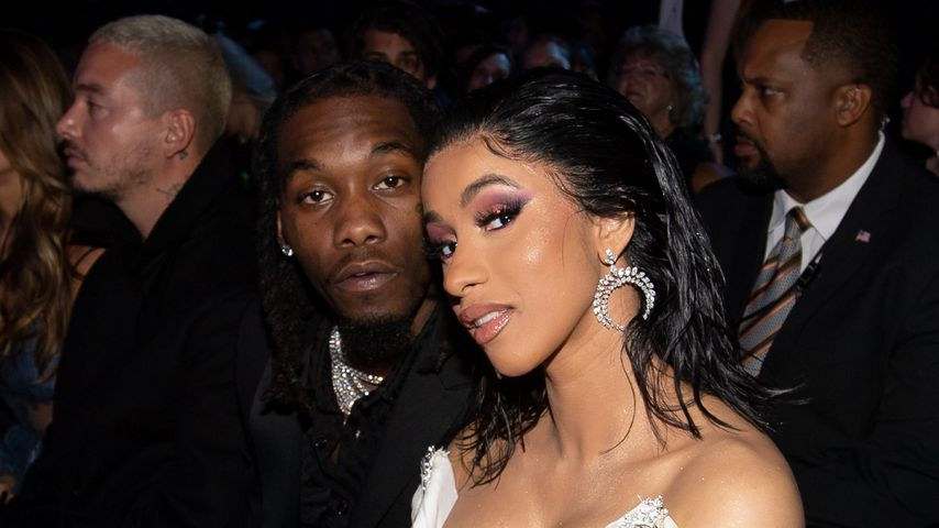 Offset und Cardi B 2019 in Los Angeles