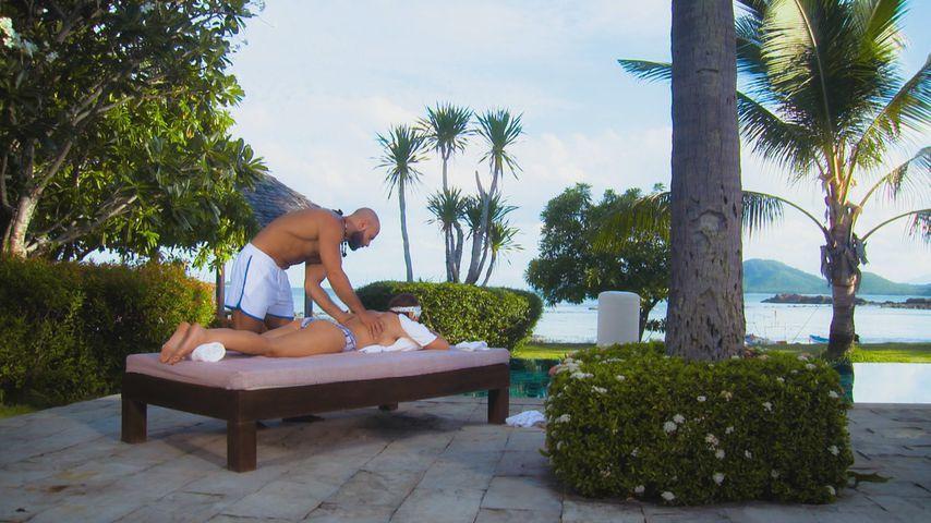 """Oggy Batar und Stefanie Gebhardt bei """"Bachelor in Paradise"""""""