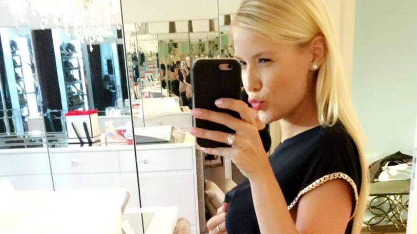 After-Baby-Body: Oksana Kolenitchenko setzt aufs Stillen