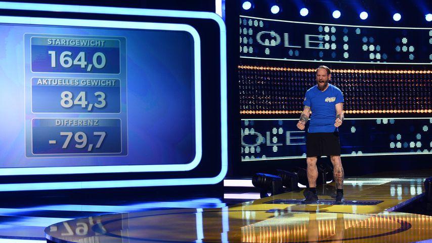 """Nicht an Sieg geglaubt: Erste Worte von """"Biggest Loser""""-Ole"""