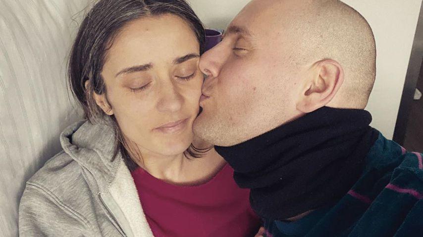 Hirntumor wie Golfball: Oli P. über Krankheit seiner Frau