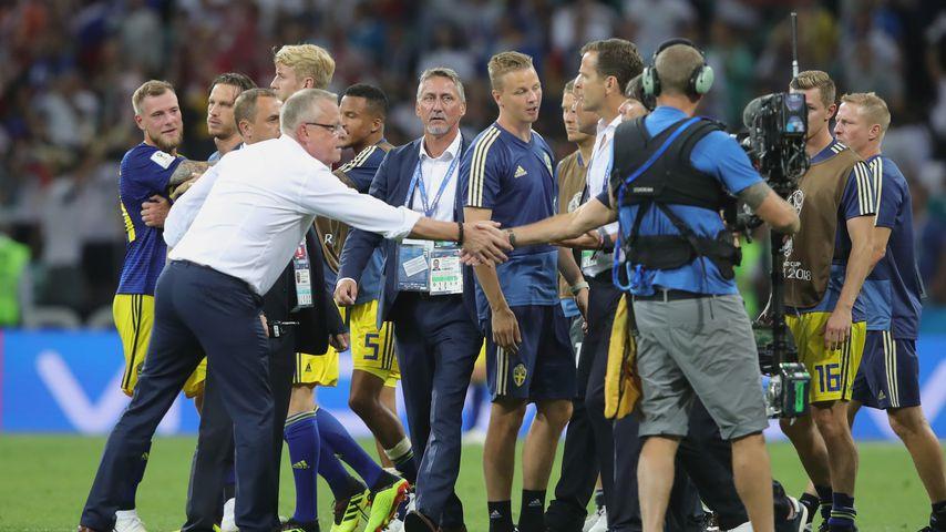 Jubel-Zoff nach 2:1-Match: Schweden stinkig auf Jogis Jungs