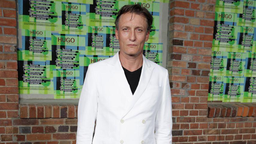 Oliver Masucci bei der Berlin Fashion Week