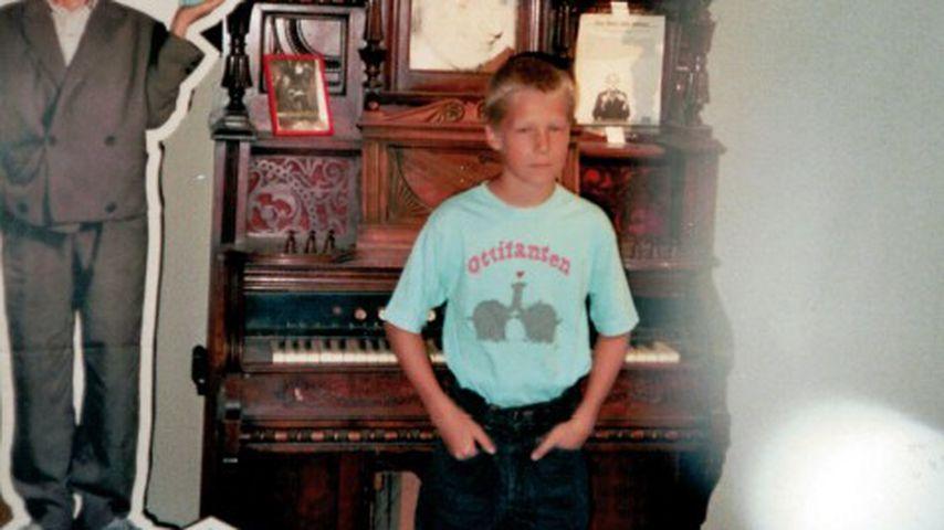 Oliver Pocher als Kind