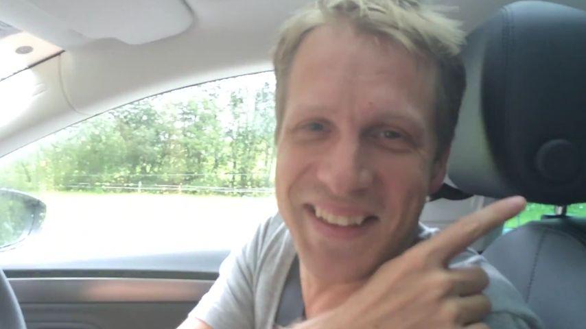 Dschungelcamp-Einbruch: Oliver Pocher ist da!