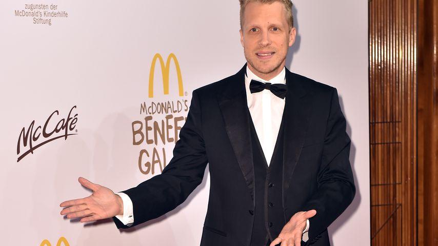 Oliver Pocher auf der McDonald's Charity Gala in München 2017