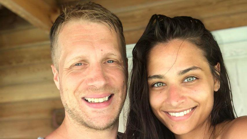 Oliver Pocher und seine Frau Amira