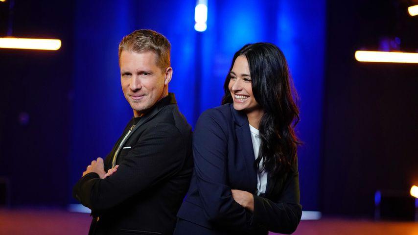 Oliver und Amira Pocher, TV-Stars
