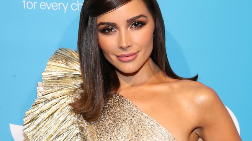 Olivia Culpo beim Unicef-Maskenball in West Hollywood im Oktober 2019