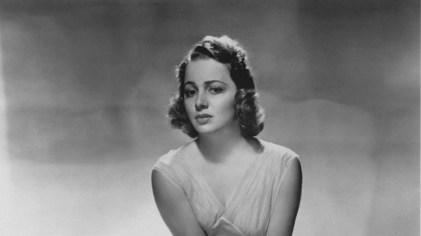 Olivia de Havilland im Jahr 1938