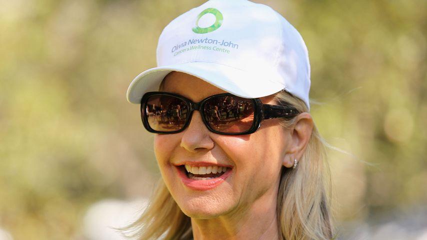 Olivia Newton-John beim Wellness Walk in Melbourne 2014