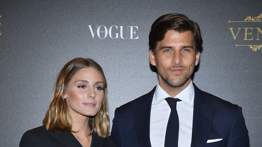 Sweatpants-Tag: Gibt's das bei Olivia Palermo & Johannes?