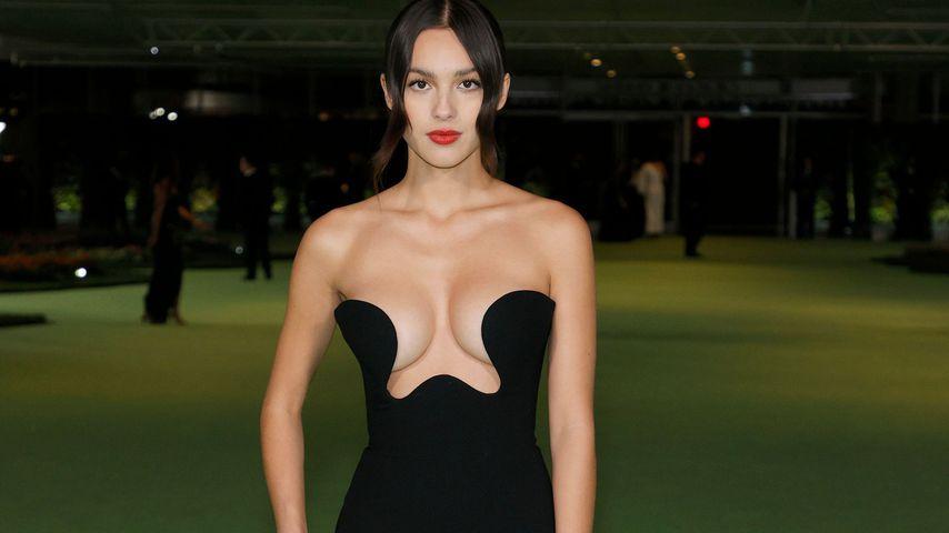 Zu nackt? Disney-Star Olivia Rodrigo (18) in gewagtem Kleid