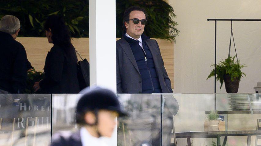 Olivier Sarkozy in Spanien, 2019