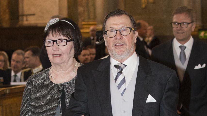 Stolz auf Prinz Oscar: Seltener Auftritt von Daniels Eltern!